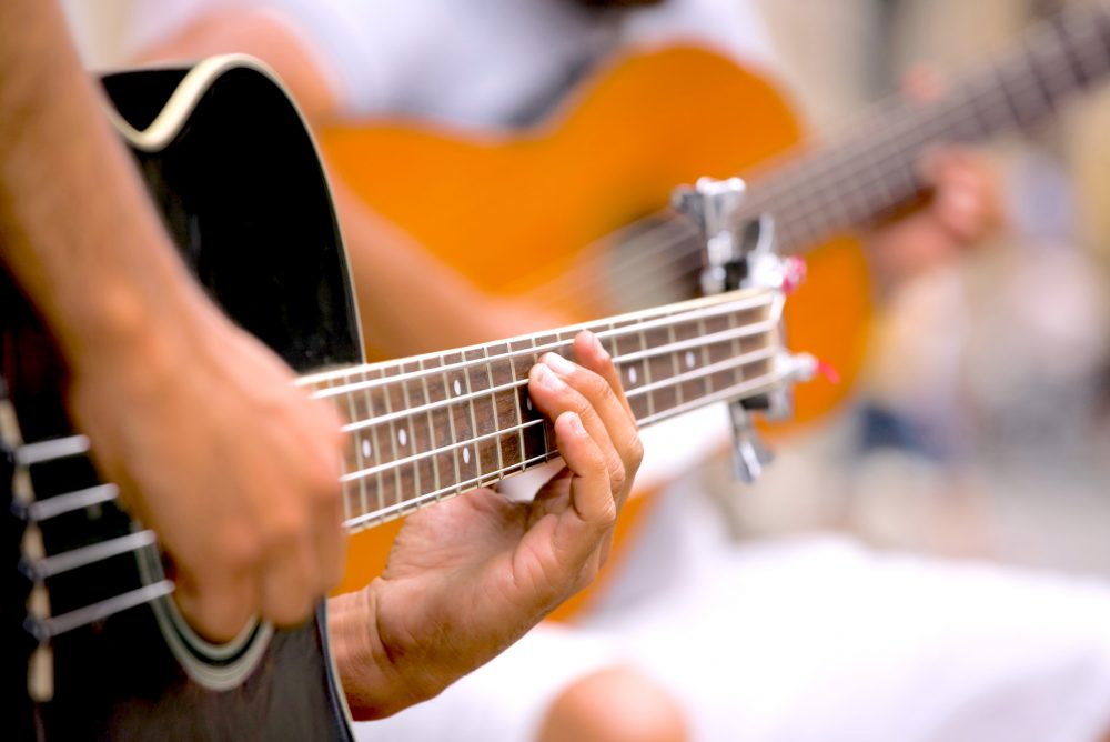 Guitar lessons for beginer or advanced